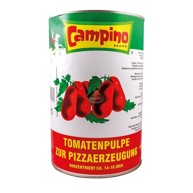 Bild von Tomatenpulpe - Campino