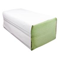 Bild von Papierhandtücher, Grün 1 Lagig