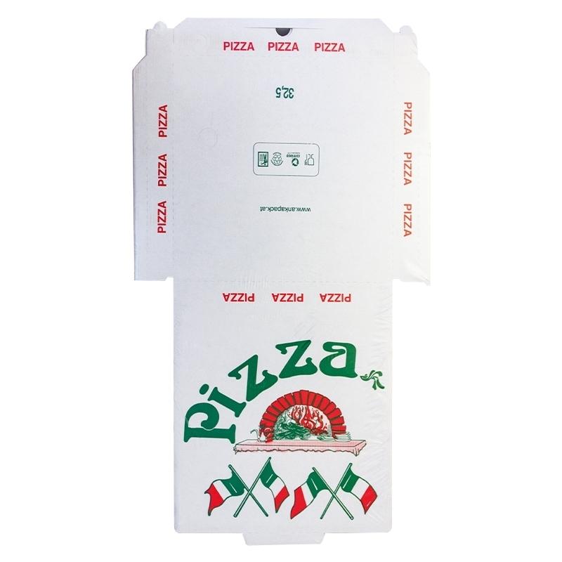 Bild von Pizzakarton (24x24 cm)