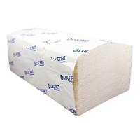 Bild von Papierhandtücher, Weiß 2 Lagig