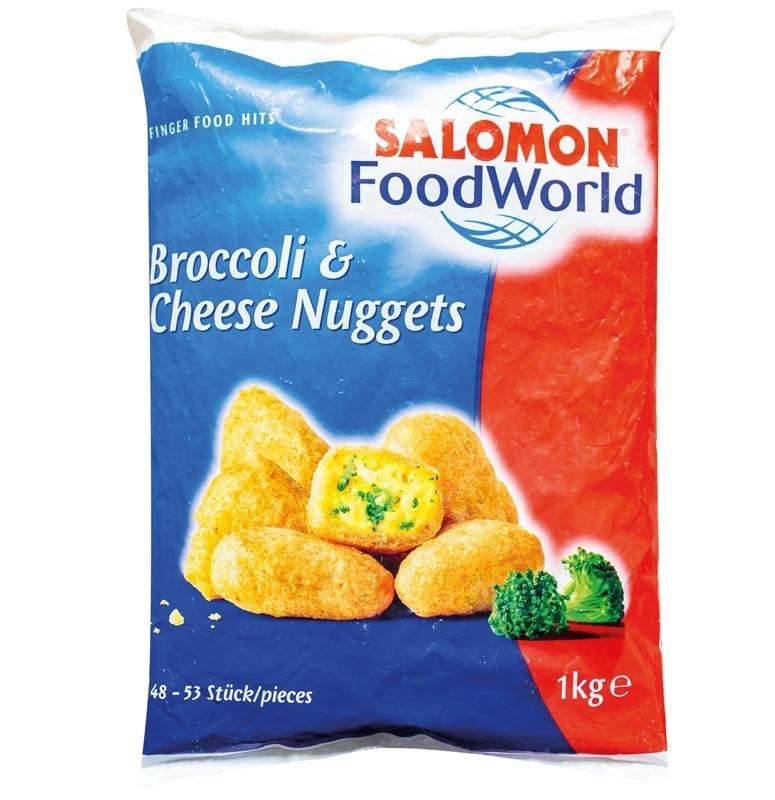 Bild von Broccoli & Cheese Nuggets