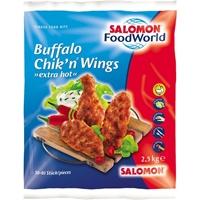 Bild von Buffalo Chik'n Wings Extra Hot