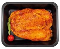 Bild von Hühnerfilet, dünn geschnitten, mariniert, grillfertig